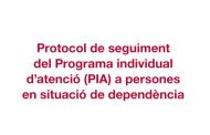 L'Ajuntament organitza una xerrada sobre el Programa Individual d'Atenció