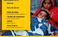 L'Ajuntament col·labora amb la campanya solidària