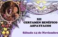 L'Asociación Rociera torna a organitzar un Festival en benefici d'Aspayfacos