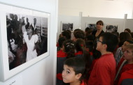 Els escolars de la Llagosta visiten la mostra