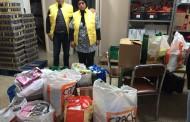 Una entitat de la Llagosta dóna aliments i joguines a Rems