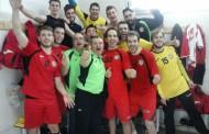 El Joventut Handbol la Llagosta guanya el Sarrià (35-32) i puja al novè lloc