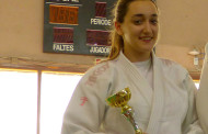 Nadia Vidal es lesiona en el combat classificatori per a l'estatal júnior de judo