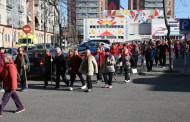 El Cicle de passejades per a la gent gran arriba avui a la Llagosta