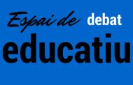 Avui dilluns, Espai de debat educatiu a Can Pelegrí