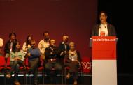 El PSC al Vallès Oriental ha escollit avui a la Llagosta la seva nova executiva