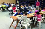 El cinquè Torneig d'Escacs de la Gilpe va atreure més d'una trentena de participants