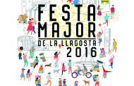 El cartell 'Escenes' d'Andrés Ortiz és la imatge oficial de la Festa Major 2016