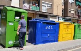Durant el primer semestre de l'any, Humana ha recollit prop de 14 tones de roba usada