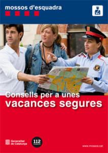 mossos vacances segures