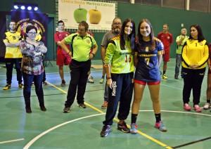 Aurea Pino i Carla Canalejas