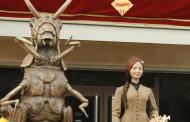 La Mariona, la nova gegantona, anirà demà a Sant Cugat