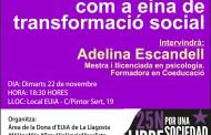EUiA de la Llagosta organitza aquesta tarda una xerrada sobre la coeducació