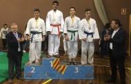 El Club Judo-Karate guanya cinc medalles en el català infantil i cadet