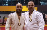 Andrei Ivancea, del Club Judo-Karate la Llagosta, campió català de judo veterà