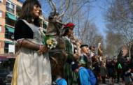 La Trobada Gegantera tanca els actes de la programació de Sant Josep