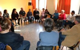 Set autors i autores de la Llagosta són protagonistes d'una taula rodona a Can Pelegrí