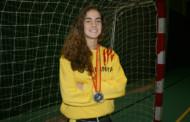 Marina Millán guanya el Campionat de Catalunya juvenil amb el BM Granollers