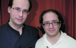 Pepe Ramos i Samuel Ramos: