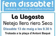 La Llagosta participarà el 13 de maig en la jornada de neteja d'espais fluvials