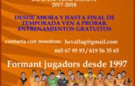 El Vallag ha obert la inscripció per als seus equips de base de cara a la propera temporada
