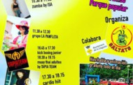El Parc Popular acollirà dissabte la tercera edició del Saltats Crazy Festival