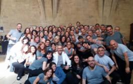 Molt bona acollida del nou espectacle del Cor Vivace a la Llagosta