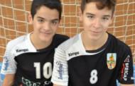 Els germans Chica es proclamen campions de la Copa Catalana amb el BM la Roca