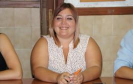 Melania Beltrán, primera secretària local de les Joventuts Socialistes de Catalunya