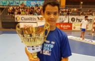 Miguel Chica guanya la Granollers Cup amb el BM la Roca