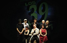 El Pícaro Teatro omple el Centre Cultural amb '39 escalones'