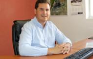 El alcalde de La Llagosta, Óscar Sierra, satisfecho con los dos primeros años de la legislatura