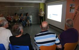 'Viu la riera!' debat sobre la restauració de l'espai fluvial de la riera de Caldes