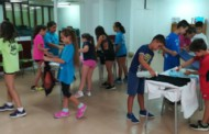 Fins divendres es desenvolupen les activitats del casal del Joventut Handbol la Llagosta