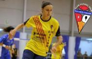 Estefa Jémez, subcampiona de la Copa Catalunya amb el Palau