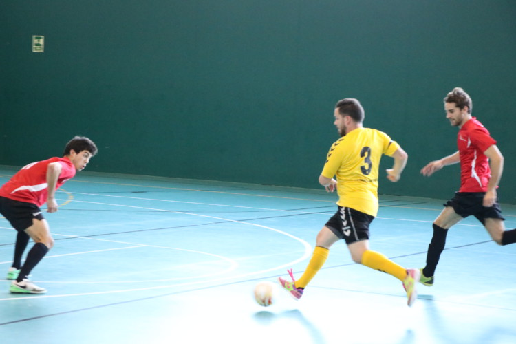 El FS Unión Llagostense guanya el Tiana (1-4) i ja és cinquè