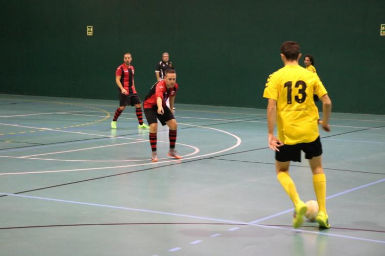 Victòria còmoda del FS Unión Llagostense contra el Dante (8-2)