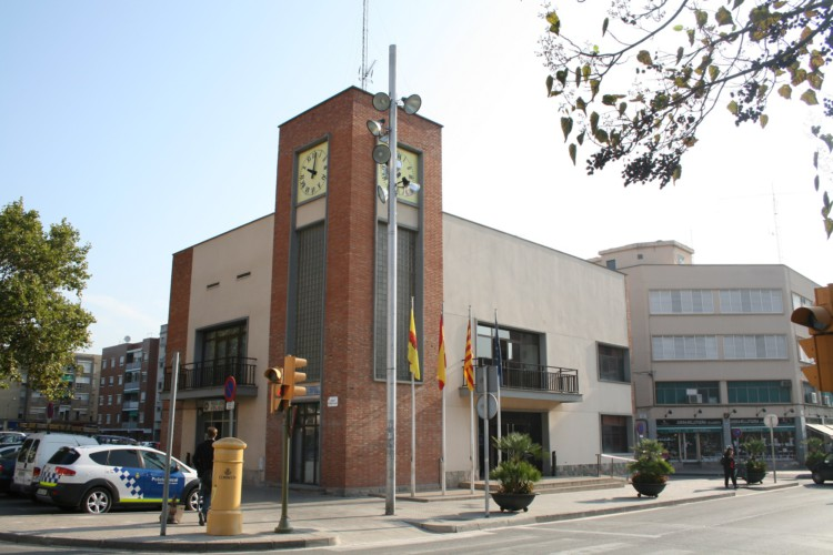 El nombre d'habitants a la Llagosta supera els 13.700