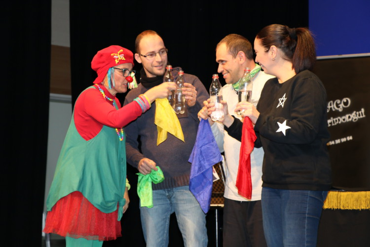 La Llagosta celebra el Dia Internacional de les persones amb diversitat funcional