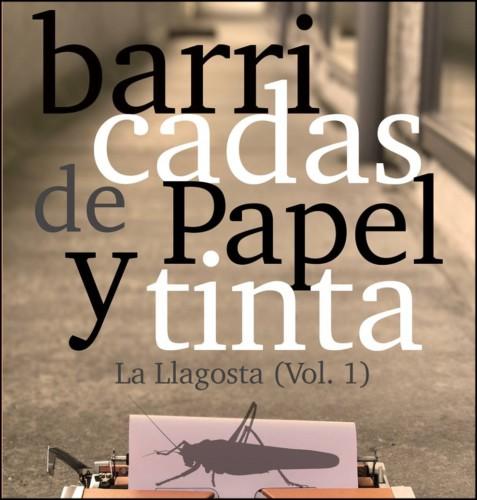 La sala de plens de l'Ajuntament acull la presentació del llibre Barricadas de papel y tinta