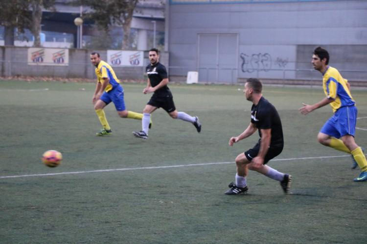 Tretzena victòria del Club Deportivo Viejas Glorias