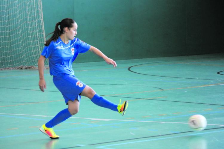 Sonia Blanco, del CD la Concòrdia, amb Catalunya sub-21 a la fase prèvia del Campionat d'Espanya