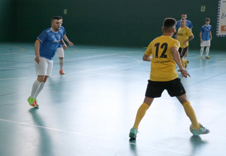 El FS Unión Llagostense, golejat (9-2) a la pista del Padre Damián