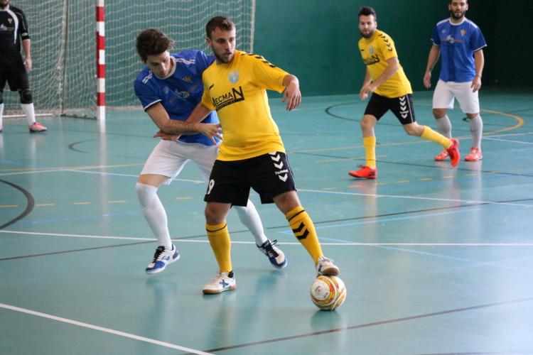 El FS Unión Llagostense empata (2-2) amb el líder, el Sansur