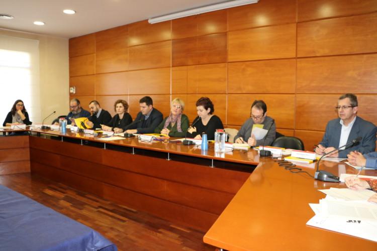 La Llagosta assumeix la presidència de l'Associació de Municipis de l'Eix de la Riera de Caldes