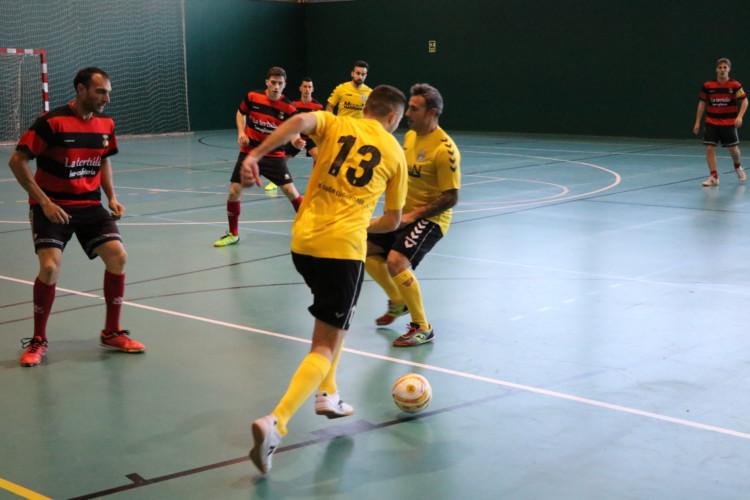 El FS Unión Llagostense, amb moltes baixes, derrota el Borges (4-3)