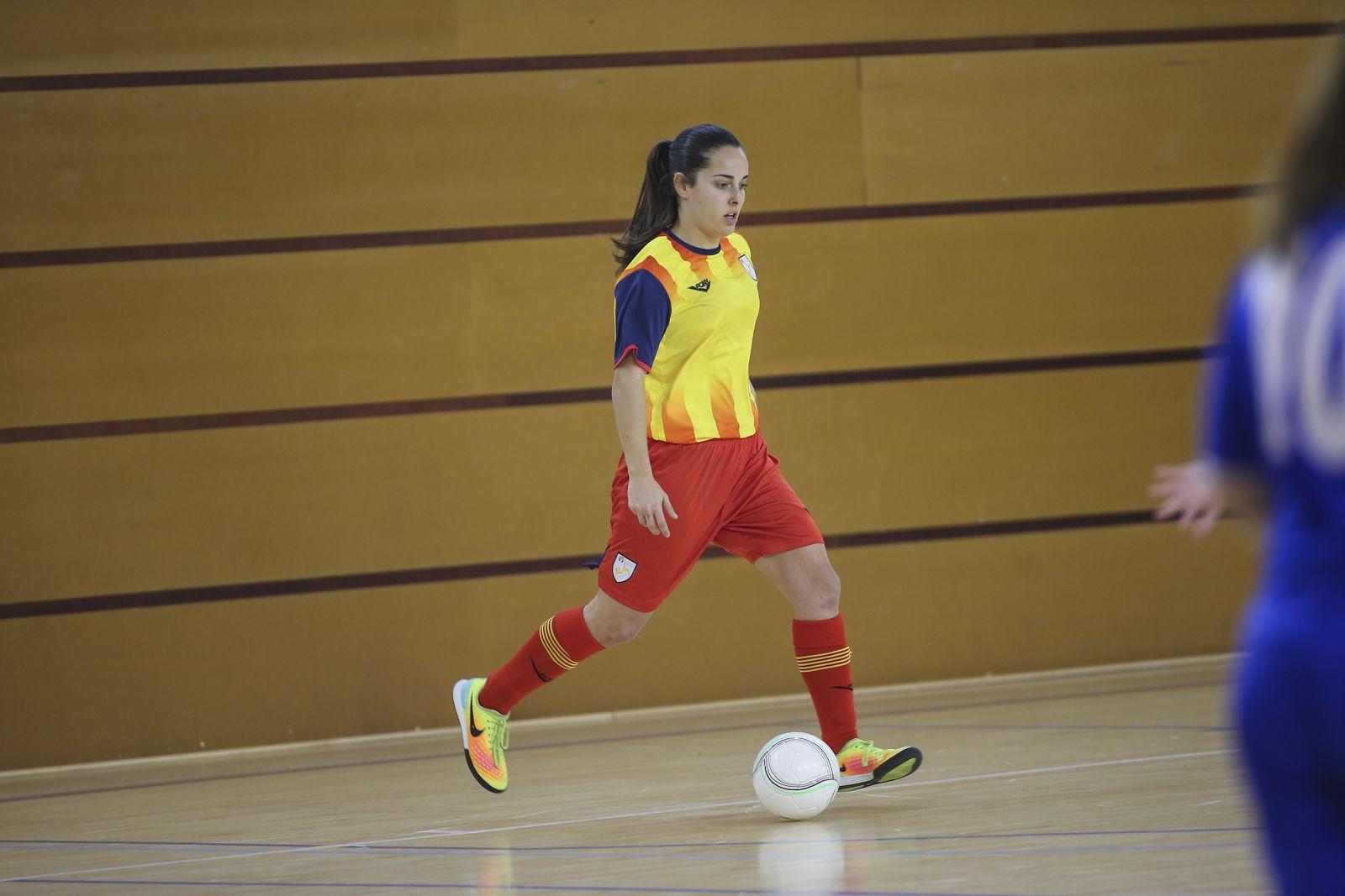 Sonia Blanco juga aquest cap de setmana la fase final del Campionat d'Espanya