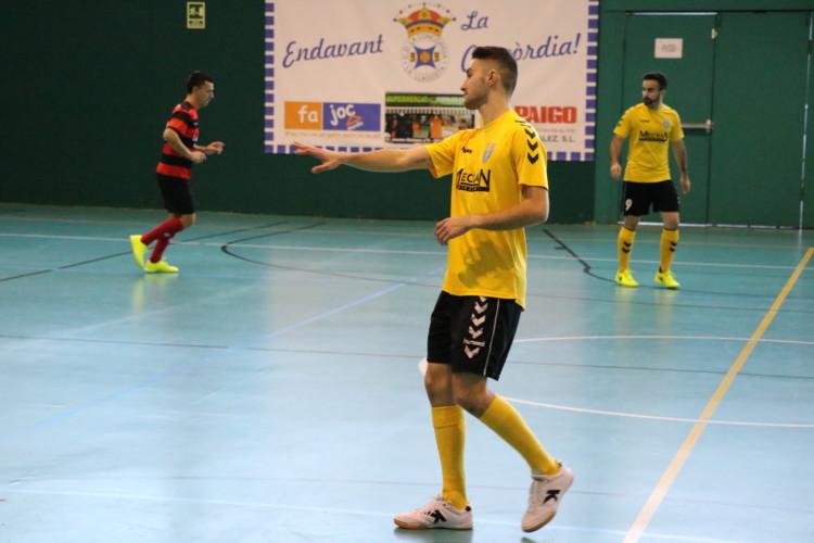 Álex Pérez, convocat per disputar la fase classificatòria per al Mundial sub-20 de futbol sala