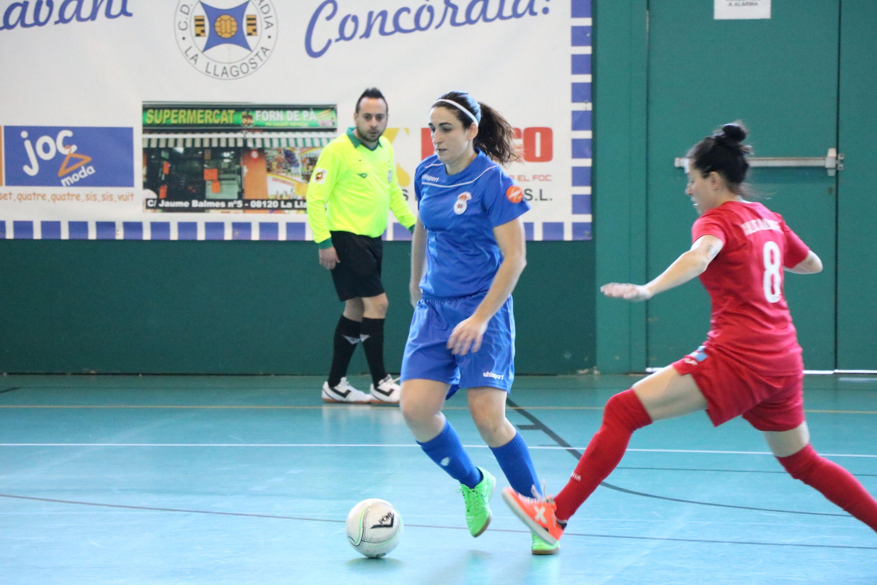 Primera derrota de la temporada per al Club Deportivo la Concòrdia