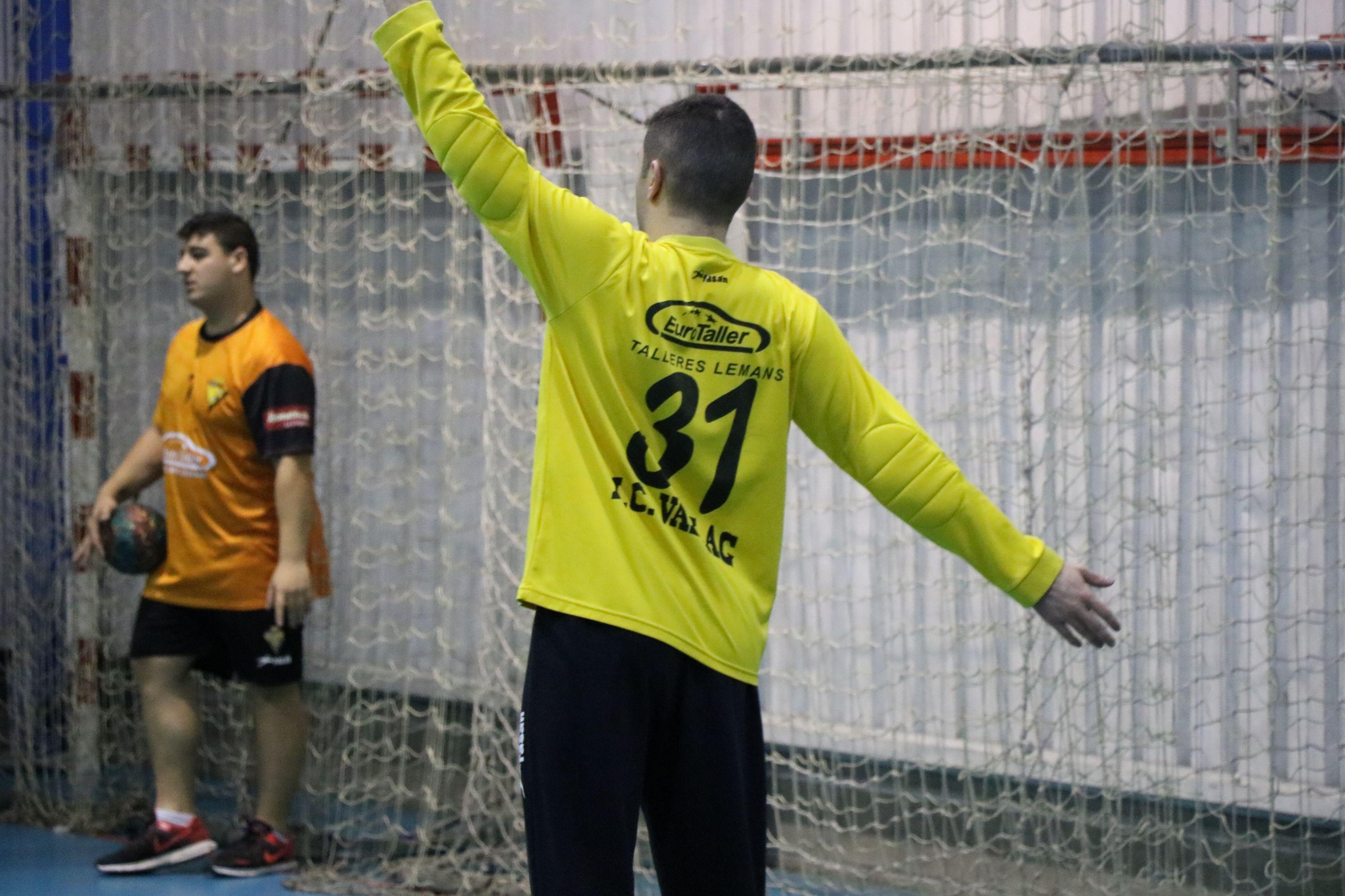 L'HC Vallag perd contra el Ribes (30-23)